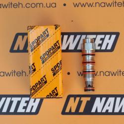 Cartridge check valve p.o...