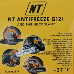 NT Antifreeze G12+ 5L