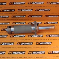 Ram powered track rod