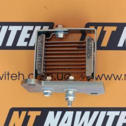 Heater air intake -12v