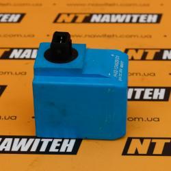 Coil solenoid valve