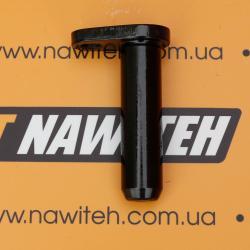 Pin pivot 105mm x 25mm dia.